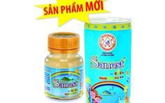 Yến sào Khánh Hòa : Ra mắt sản phẩm nước yến sào Khánh Hòa Sanest đóng lon dành cho trẻ em