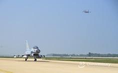 21 máy bay chiến đấu Trung Quốc vào vùng nhận dạng phòng không Đài Loan 48 lần