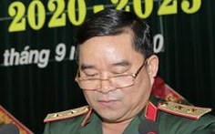 Trung tướng Trịnh Đình Thạch được bầu làm bí thư Đảng ủy Quân khu 5
