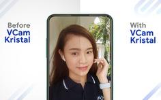 Giải pháp tối ưu camera ẩn dưới màn hình điện thoại