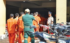 Từ 1-10, tù nhân Campuchia và Việt Nam có thể thụ án ở quê nhà