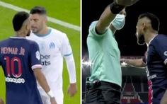 Bị thẻ đỏ, Neymar viết: 'Điều duy nhất tôi hối hận là không nện vào mặt thằng khốn đó'