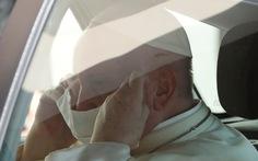 Giáo hoàng Francis tiếp xúc với hồng y mắc COVID-19