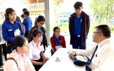 ĐH Nông lâm TP.HCM công bố điểm chuẩn năng lực và học bạ