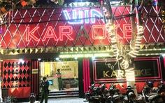 Phát hiện 33 người 'phê' ma túy tại 2 quán karaoke ở Bình Tân