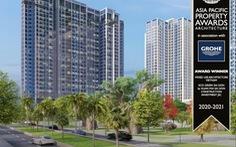 Eco Green Sài Gòn lập 'hat-trick' tại Asia Pacific Property Awards