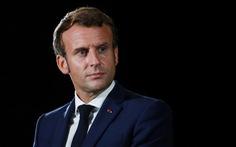 Tổng thống Pháp kêu gọi Nga làm rõ vụ đầu độc nhà hoạt động đối lập Navalny