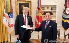 Ông Trump và ông Kim Jong Un đã gửi cho nhau 27 lá thư