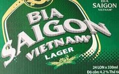 Khó rút được giấy chứng nhận đăng ký doanh nghiệp của BIA SAIGON VIETNAM