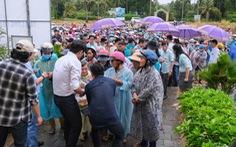 BĐS Đảo Vàng trao 800 phần quà hỗ trợ bà con nghèo tại Phú Quốc