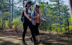 Cô gái mê mẩn với du lịch bền vững