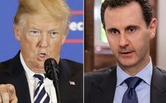 Ông Trump tiết lộ từng muốn ám sát Tổng thống Syria