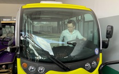 Nha Trang: giảm kẹt xe bằng ô tô điện