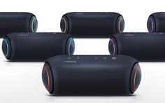 LG Việt Nam giới thiệu các mẫu loa mới XBOOM & XBOOM GO