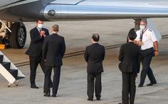 Thứ trưởng Ngoại giao Mỹ tới Đài Loan, Trung Quốc nói sẽ đáp trả