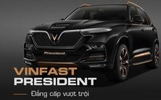 VinFast nâng tầm đẳng cấp với President