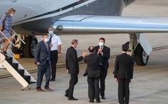 Thứ trưởng ngoại giao Mỹ thăm Đài Bắc, Trung Quốc tập trận ở eo biển Đài Loan