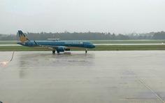 Vietnam Airlines hủy hàng chục chuyến bay vì bão số 13