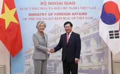 Việt Nam và Hàn Quốc bàn về Triều Tiên và Biển Đông
