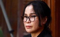 Bà Thúy bật khóc nói về 'nỗi oan' tình cảm với ông Nguyễn Thành Tài