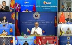 Trung Quốc thông báo nối lại đàm phán COC với ASEAN