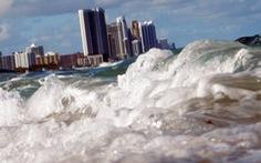 Khí thải có thể khiến mực nước biển dâng thêm 40cm