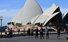 Công bố kế hoạch tạo lập thành phố 'Sydney 24 giờ'