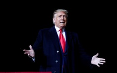 Ông Trump: 'Tôi mất hết bạn bè sau khi thành tổng thống'