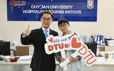 Đại học Duy Tân thông báo điểm chuẩn đầu vào năm 2020