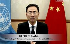 Trung Quốc tố Anh, Pháp, Đức có 'động cơ bí mật' khi gửi công hàm Biển Đông