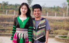Chàng trai khuyết tật cùng nữ sinh lớp 11 làm clip 'Ghen Cô Vy' bằng tiếng Mông