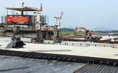 Tháng 12 bàn giao đường băng sân bay Nội Bài