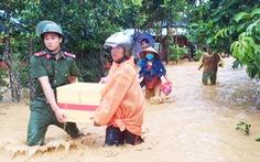 Quảng Nam: Lũ quét gây thiệt hại nặng cho miền núi, hơn 130 điểm sạt lở đường