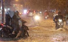 Gió Tây Nam giảm cường độ, mưa tại Nam Bộ giảm dần từ ngày mai