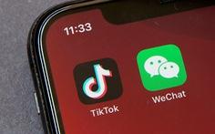 Trung Quốc nói Mỹ 'bắt nạt' vụ cấm WeChat và TikTok, tung biện pháp mạnh