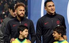 Báo Pháp: Di Maria và Neymar mắc COVID-19