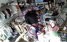 Vụ cướp tại shop đồ trẻ em: Nghi phạm dọa giết nếu dám đuổi theo, kêu cứu