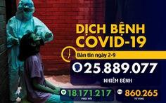 Bản tin COVID-19 ngày 2-9: Mỹ bác lo ngại của WHO về việc đẩy nhanh sản xuất vắcxin