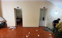 Nghi phạm đâm chết 'tình địch' tại nhà nghỉ ở Quảng Ninh đã ra đầu thú