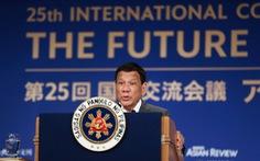 Ông Duterte từ chối theo Mỹ phạt 24 công ty Trung Quốc xây đảo nhân tạo