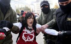 Tin tặc phát tán thông tin cảnh sát Belarus để trả đũa việc bắt giữ người biểu tình