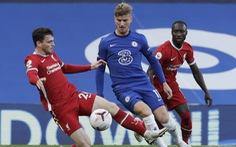 Chelsea - Liverpool (hiệp 2) 0-0: Christensen bị đuổi, Chelsea chỉ còn 10 người