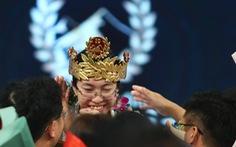 Nhà vô địch nữ Olympia: 'Đây là cả ước mơ, hành trình dài tích cóp hằng ngày'
