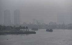 TP.HCM sương sớm lãng đãng như Đà Lạt
