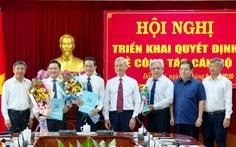 Đồng Nai điều động 2 lãnh đạo về làm bí thư và chủ tịch TP Biên Hòa