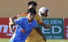 """SHB Đà Nẵng """"không tiếp"""" khán giả Hải Phòng tại vòng 12 V-League"""