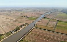 Bến Tre muốn làm hồ chứa nước ngọt mới, phá vỡ kỷ lục hồ cũ
