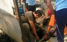 Tử tù Trung Quốc đào hầm 30m vượt ngục Indonesia như phim 'Nhà tù Shawshank'