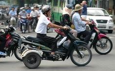 Người khuyết tật có được cấp bằng lái xe?