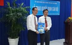 Phó bí thư Công ty Đầu tư tài chính nhà nước giữ chức chủ tịch UBND quận 4
